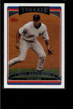 2006 Yankees Topps #NYY1 Alex Rodriguez - NM-MT - $0.98