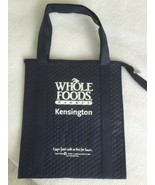 Whole Foods Kensington London Limited Edition Tote Thermal Shopping Bag - $34.64