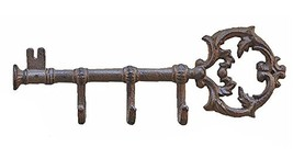 Coat Hook - Skeleton Key Rack - $12.46