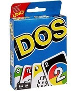 Mattel DOS - The Worlds #2 Card Game - $11.95