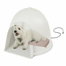 Heated Dog Bed Small 20Watts for Igloo Style House Warming Indoor Pets NEW - £35.84 GBP