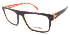 Starck Eyes Mikli Rx Eyeglasses Frames SH3016 0013 53x18 Matte Dark Grey... - $117.60