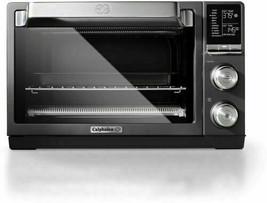 Calphalon Quartz Heat Countertop Oven, Stainless Steel, TSCLTRDG1 NIOB