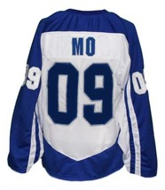 Any Name Number Team Israel Hockey Jersey White Any Size image 5