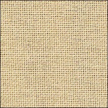 28ct Laurel Green Lugana evenweave 13x18 cross stitch fabric Zweigart - $6.00