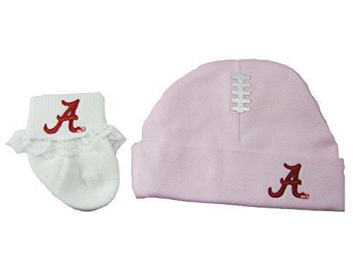 Alabama Crimson Tide Pink Football Infant and 50 similar items ae4ef1ec95d