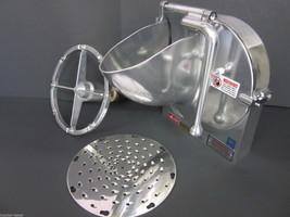 """Pelican Head Shredder Grater for Hobart mixer #22 INCLUDES 3/16"""" Cheese disc - $635.04"""