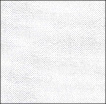 56ct White Meldal 36x35 cross stitch fabric Zweigart - $22.50