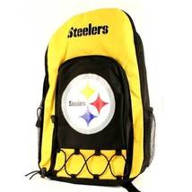 """Pittsburgh Steelers NFL """"Echo Bungee"""" Backpack New With Tags - ₹2,377.67 INR"""