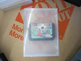 Tecmo Mondiali di Calcio 92 Videogioco Cartuccia Sega Mega Drive Raro Vintage - $27.09