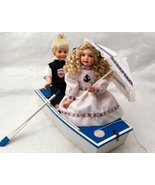 Michael & Mary dolls by Phyllis Wright from Forever Friends Edition Musical - $15.00