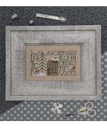 Simply Winter cross stitch chart Drawn Thread - $7.20