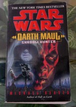 Michael Reaves STAR WARS: Darth Maul Shadow Hunter-2001 Collectible Luca... - $20.00