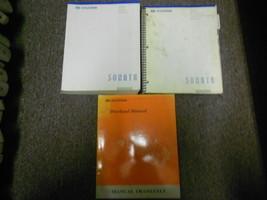 2000 HYUNDAI SONATA Service Repair Shop Manual FACTORY OEM 3 Vol SET HYU... - $138.55