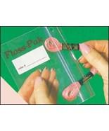 Floss Pak 100 extra bags 3x5 Pack floss organiz... - $8.50