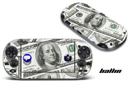 Skin Decal Wrap Sticker Mod For Sony Play Station Ps Vita Hand Held System  Ballin - $6.89