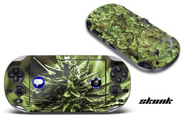 Skin Decal Wrap Sticker MOD for SONY PlayStation PS Vita HandHeld System - SKUNK - $6.89