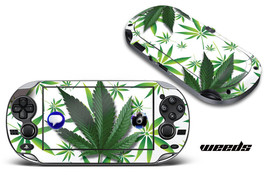 Skin Decal Wrap Sticker Mod For Sony Play Station Ps Vita Hand Held System Weeds W - $6.89