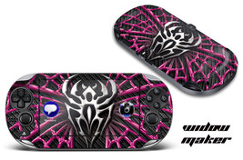 Skin Decal Wrap Sticker Mod For Sony Play Station Ps Vita Hand Held System Widow P - $6.89