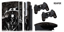 Skin Decal Wrap for PS3 Original Fat Playstation Gaming Console Controller RPR B - $11.76