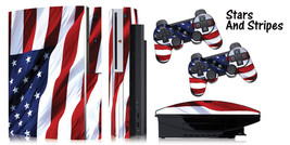 Skin Decal Wrap for PS3 Original Fat Playstation Gaming Console Controller S&S - $11.76