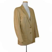Vintage 1970s Vera Pella Italian Leather Jacket  - $38.00