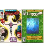 Marvel Spider-Man Lot Issues #25 & 26 Excalibur Peter Parker Action Adve... - $4.95