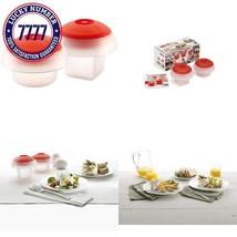 Lekue Ovo Egg Cooker Kit Of 1 Square Egg Mold And 1 Round Egg Mold (Set ... - $31.85 CAD