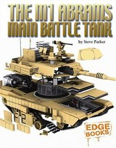 The M1 Abrams Main Battle Tank (Cross-Sections) [Library Binding] Parker, Steve