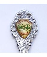 Collector Souvenir Spoon Canada Saskatchewan Es... - $12.99