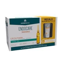 Endocare C Oil Free 30 Ampollas + Heliocare 360 Water Gel 15Ml - $96.39