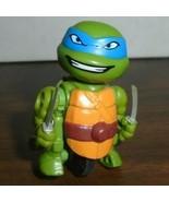 Leonardo Wind Up Wheel Toy Teenage Mutant Ninja Turtles Playmates - $5.34