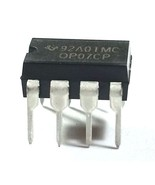 10 x Texas Instruments OP07CP - Free Shipping - New and Authentic - USA ... - $8.89