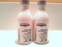 L'Oreal Professionnel expert Density Advanced Omega-6 Shampoo 250ml x2* - $26.72