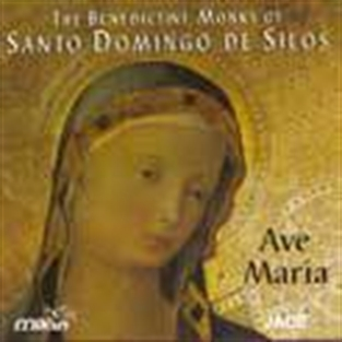 Ave maria   chant by benedictine monks