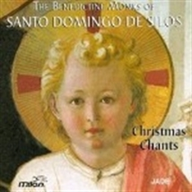 CHRISTMAS CHANTS by Benedictine Monks