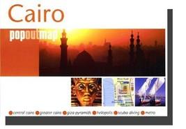 Cairo Popout Map - $8.34