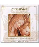 CHRISTMAS MIDNIGHT MASS AND MASS OF THE DAY by Gregorian Chant - $25.98