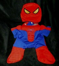 Build A Bear Spiderman Body Suit Outfit W/ Mask Costume Fits Most Stuffed Animal - $18.70