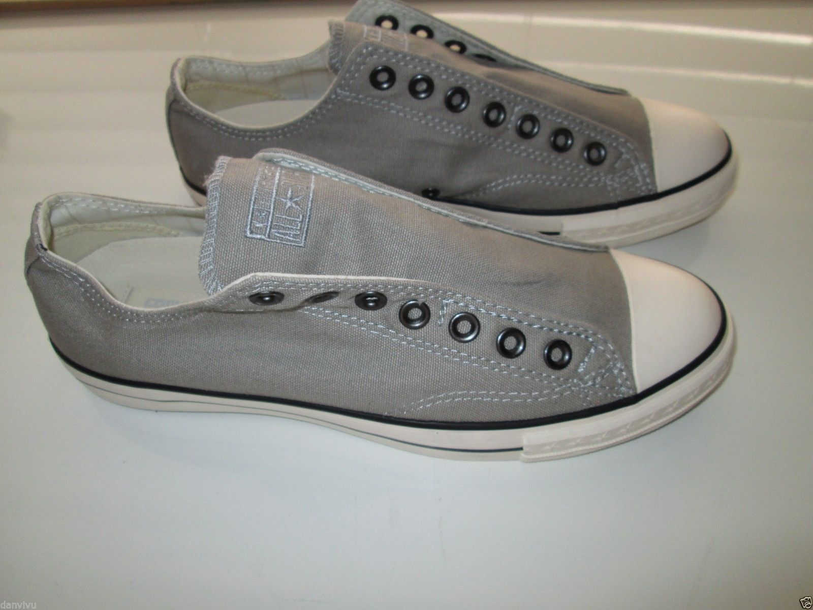 03e953e7356 S l1600. S l1600. Previous. Converse by John Varvatos All Star Burnished  Canvas Sneaker Gray 8.5M MEN 9.5M W