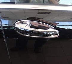 Mercedes S Class W221 Chrome Door Handle Inserts by Luxury Trims 2010-20... - $79.19