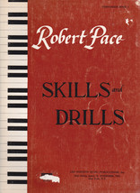 SKILLS AND DRILLS - PIANO - ROBERT PACE - COMPANION BOOK 5 - $7.00