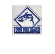 Canal Zone Sports Coco Solo Sharks Swimming Club Coco Solo Zonal del Can... - $9.99