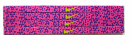 Nike Unisex Running All Sports PINK DESIGN Sports Design Headband NEW - $6.50