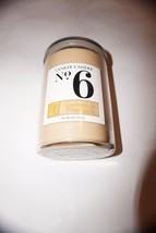 Yankee Candle No. 6 Coconut and Pineapple scent 22 ounces new - $38.70