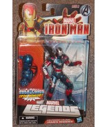 2012 Marvel Legends James Rhodes Iron Patriot Figure New In The Package - $44.99