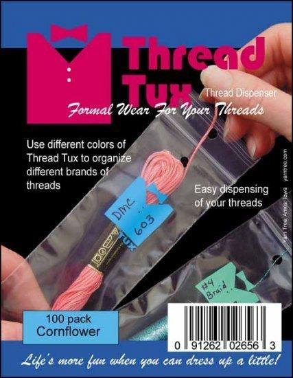 2656 thread tux cornflower