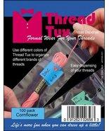 Cornflower Thread Tux 2x7 zip lock 100 pack flo... - $8.00