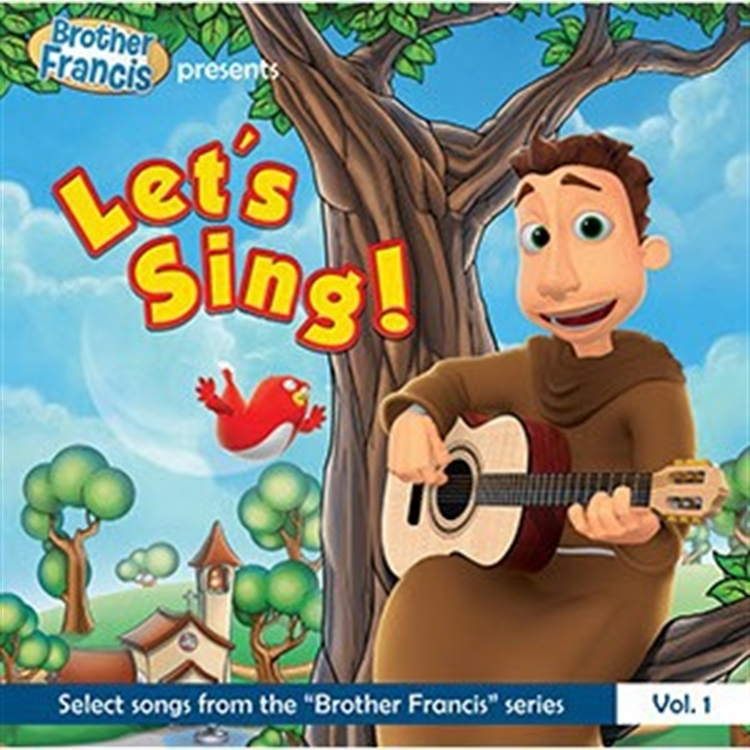 Let s sing    vol 1 cd  brother francis