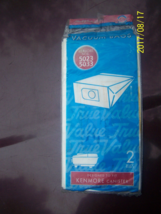 True Vale vacuum bags Kenmore 5023 5033 Kenmore canister 573-691 (2 bags) - $2.00